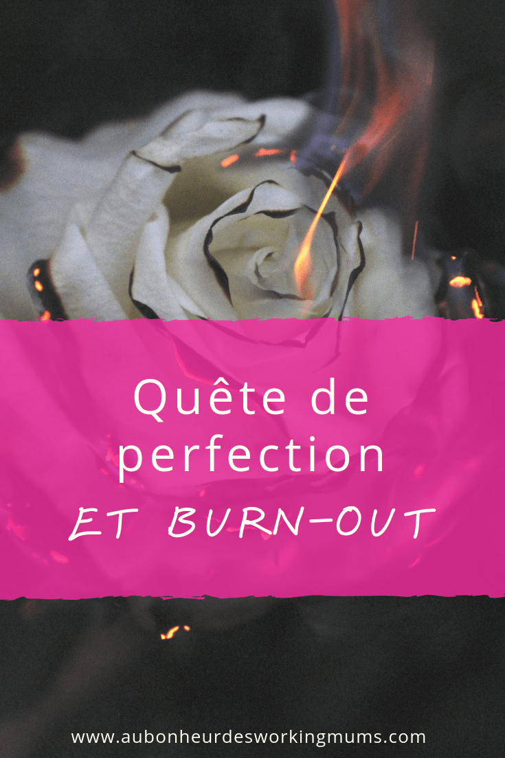 Perfection et Burn-out